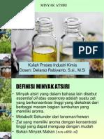 Presentasi Minyak Atsiri-fix