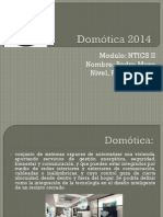 Domótica 2014