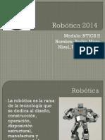 Robótica 2014