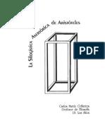 Collantes Martin - La Silogistica Asertorica de Aristoteles