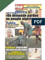 LE BUTEUR PDF du 12/01/2010