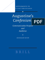 [VigChr Supp 071] Annemare Kotze Augustines Confessions Communicative Purpose and Audience, 2004.pdf