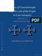 [VigChr Supp 066] Proclus of Constantinople and the Cult of the Virgin in Late Antiquity - Homilies 1-5, Texts and Translations.pdf