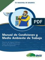 Manual de Condiciones y Medio Ambiente de Trabajo