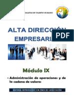 Caratula.9.Alta Direccion Empresarial