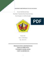 Laporan Praktikum Identifikasi Gulma Dan Hama