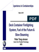 4. Deck Container Firefighting Fuel Future Slow Steaming