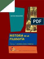 Valenzuela Davila Jose Carlos - Historia de La Filosofia