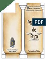 Manual_etica Prefeitura Munic de Campinas