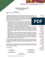 CARTA ABIERTA AL PRESIDENTE DEL ECUADOR por ECMIA