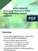 Engage Keynote 2013