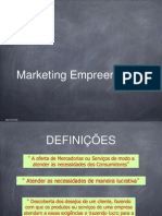 Marketing Empreendedor