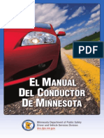Spanish Minnesota Driver's Manual