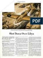 Shot Down Over Libya