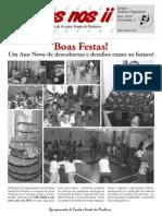 Pontos newsletter Dezembro de  2014