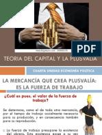 Repaso Parte II Teoria Del Capital y La Plusvalia