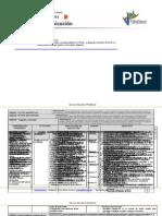 Planificacion Anual Lenguaje 8basico 2014