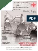 01/2015 Aikido Seminar Colonia (Uruguay)