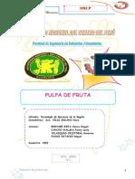 PULPA DE FRUTA. INFORME.doc