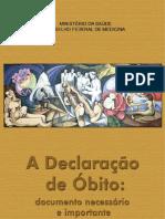 DECLARACAO DE OBITO