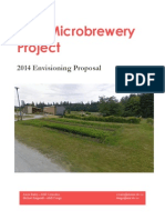 AMS Brewery Project Plan 2