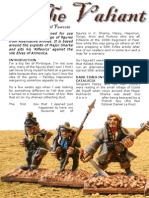 Flintloque Scenario (Wargames Journal) the 96th Rifles Scenario