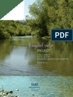 Ukiah Recycled Water Project - IS-MND-Public Draft2