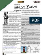 Flintloque Journals of Valon JOV03 Catatonic Inquisitor