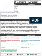 Case Study on Flooding AQA Geograpgy