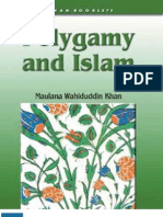 Polygamy and Islam
