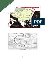 Mape Srbije - Antika i Srednji Vek