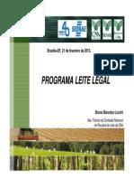 App PLL Leite