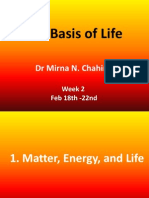 biology Basis of Life