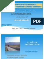 2.- Diapositiva - Sedimentador