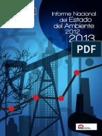 MINAM - Informe Nacional Del Estado 2013
