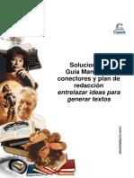 3 Solucionario Guía Manejo de Conectores y Plan de Redacción Entrelazar Ideas Para Generar Textos 2014 ESTANDAR