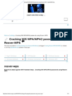 Cracking Wifi WPA_WPA2 Passwords Using Reaver-WPS - BlackMORE Ops