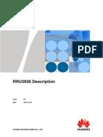 RRU3936 Description
