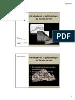 Introduction à La Paléontologie (Cloutier) - Rencontre 1 (2)