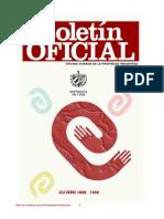 Cuban Trademark Office 10/2014 Gazette