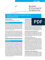 MANEJO FARMACOLOGICO HIPERURICEMIA