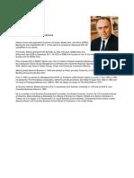 Citibank N.A. - Chairman - Alberto J. Verme