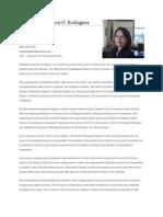 Public Camden County Freeholder Profile - Carmen G. Rodriguez