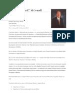 Public Camden County Freeholder Profile - Edward T. McDonnell