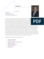 Public Camden County Freeholder Profile - Ian K. Leonard