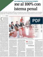 25-11-2014 NL se pone al 100% con nuevo sistema penal