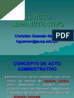 El acto administrativo.ppt