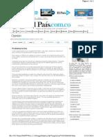 Martinez Diego Cali Crisis-Agua-potable