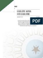 84th YCT Legislative Agenda