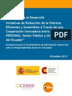 """Proyecto """"Alianza para el Desarrollo"""""""